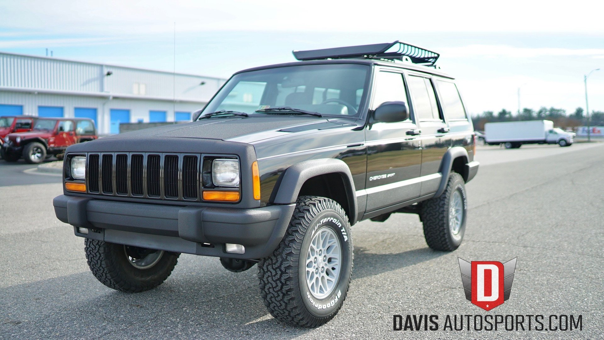 2001 jeep cherokee limited edition 4x4