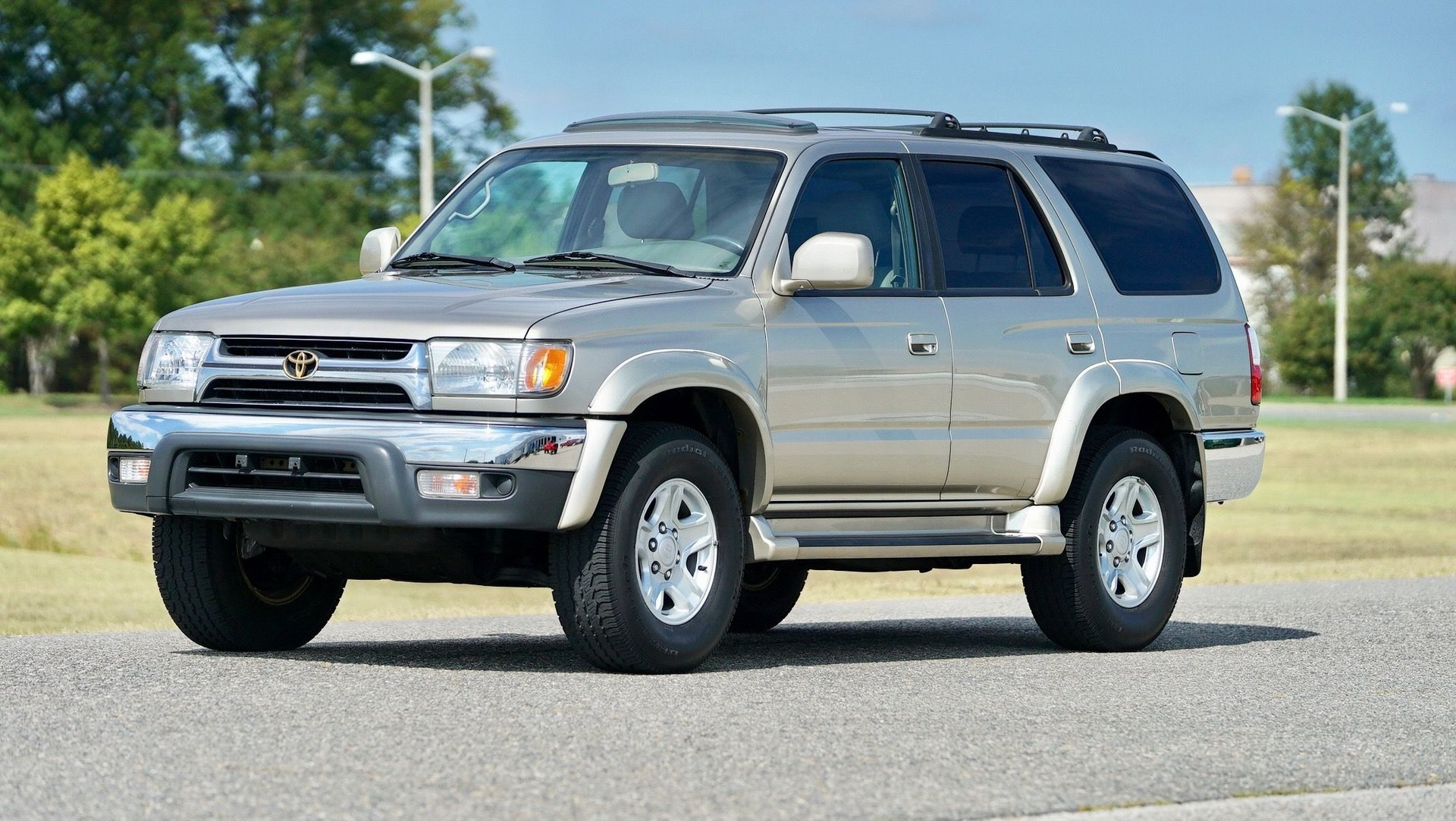 2002 toyota 4runner fully serviced