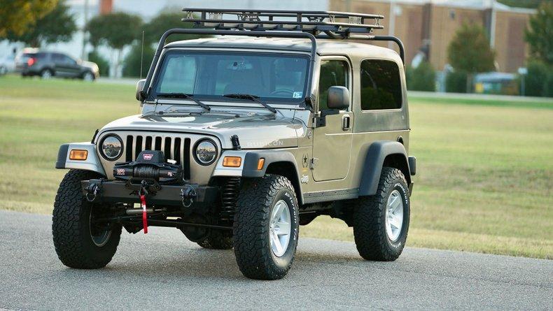 2005 Jeep Wrangler | Davis Autosports