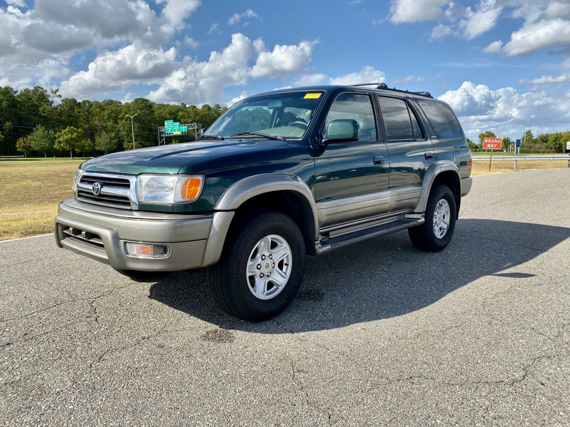 1999 toyota 4runner restored limited 4runner