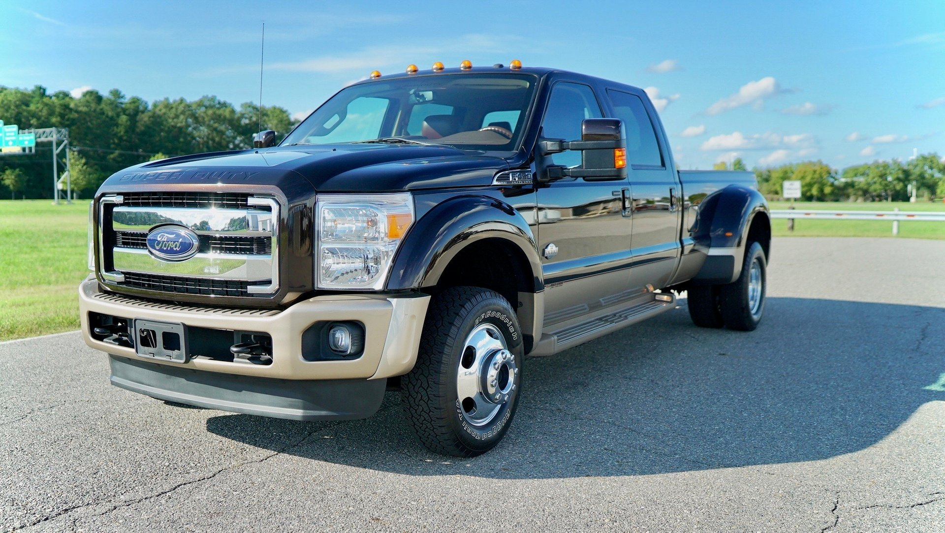 2013 ford super duty f 450 drw king ranch