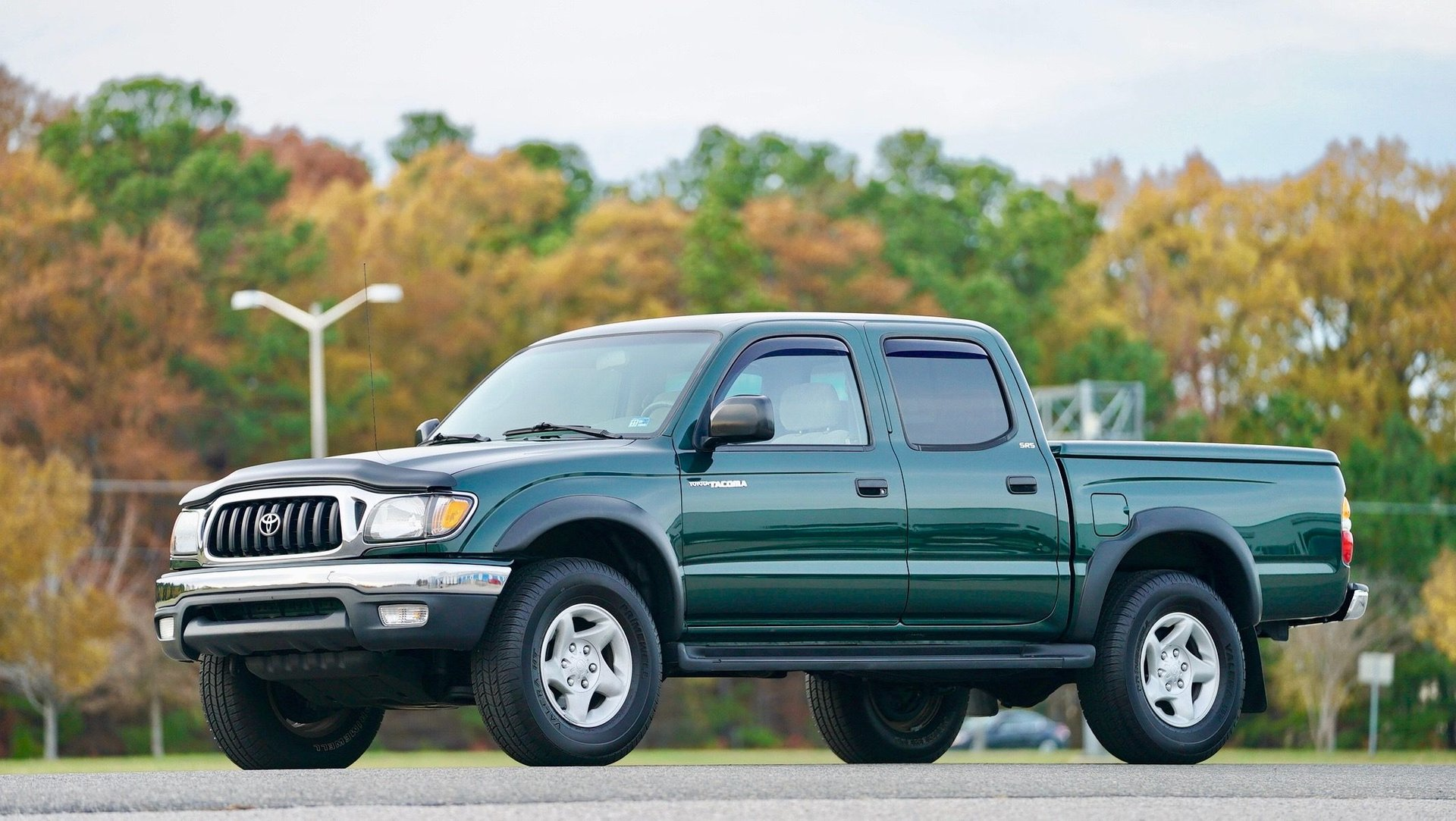 2002 toyota tacoma doublecab prerunner sr5