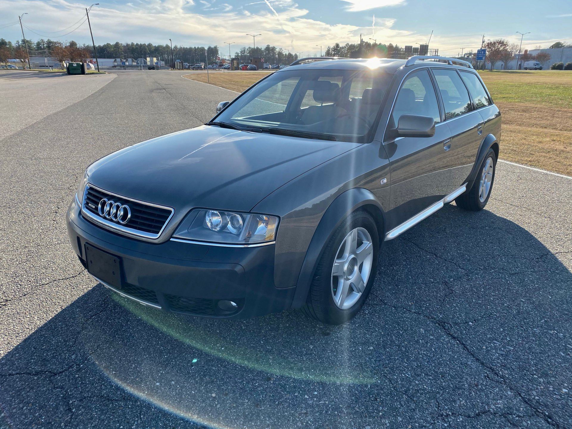 2002 audi allroad twin turbo 6 speed