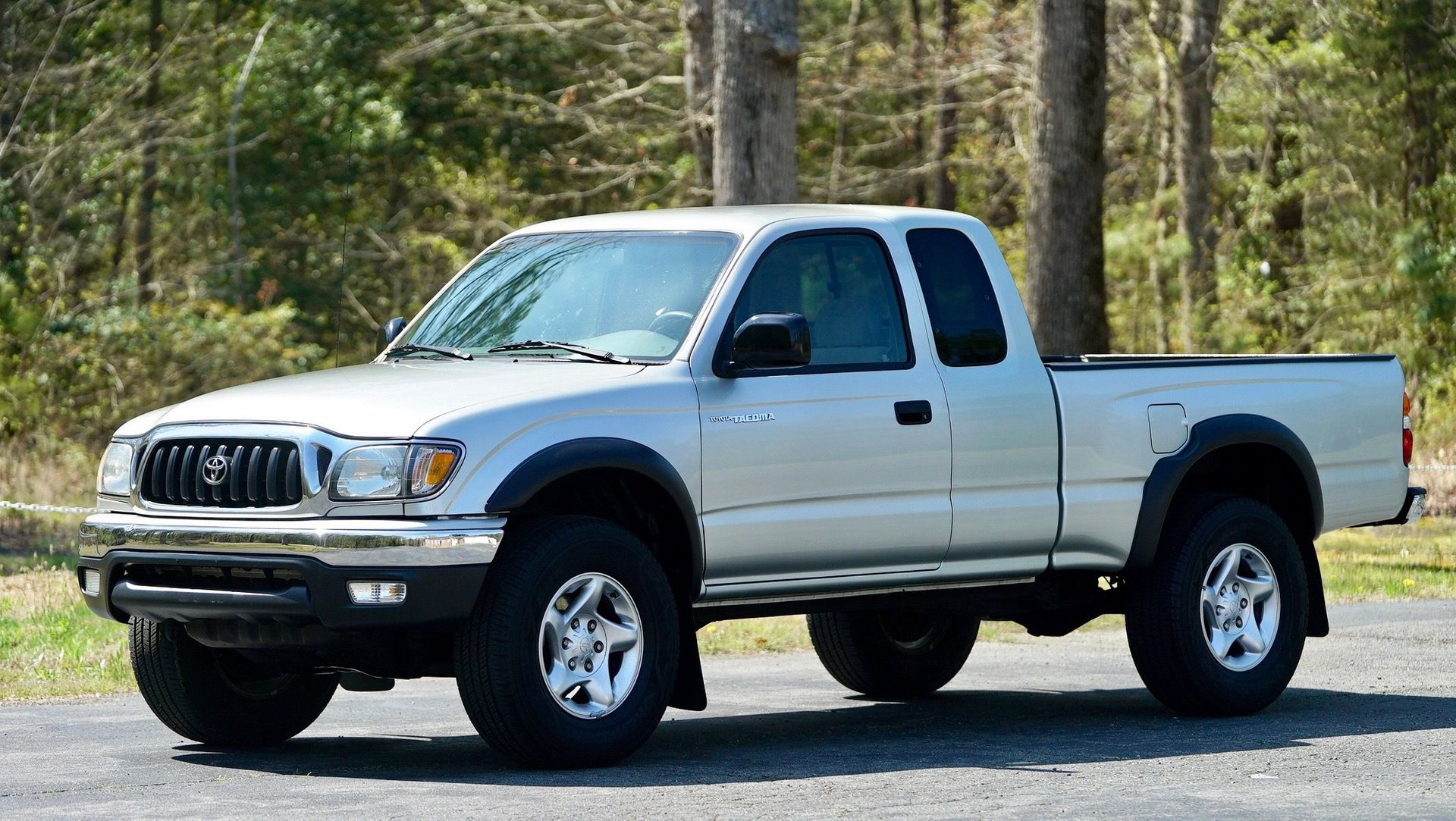 2004 toyota tacoma xtracab prerunner sr5 4cyl