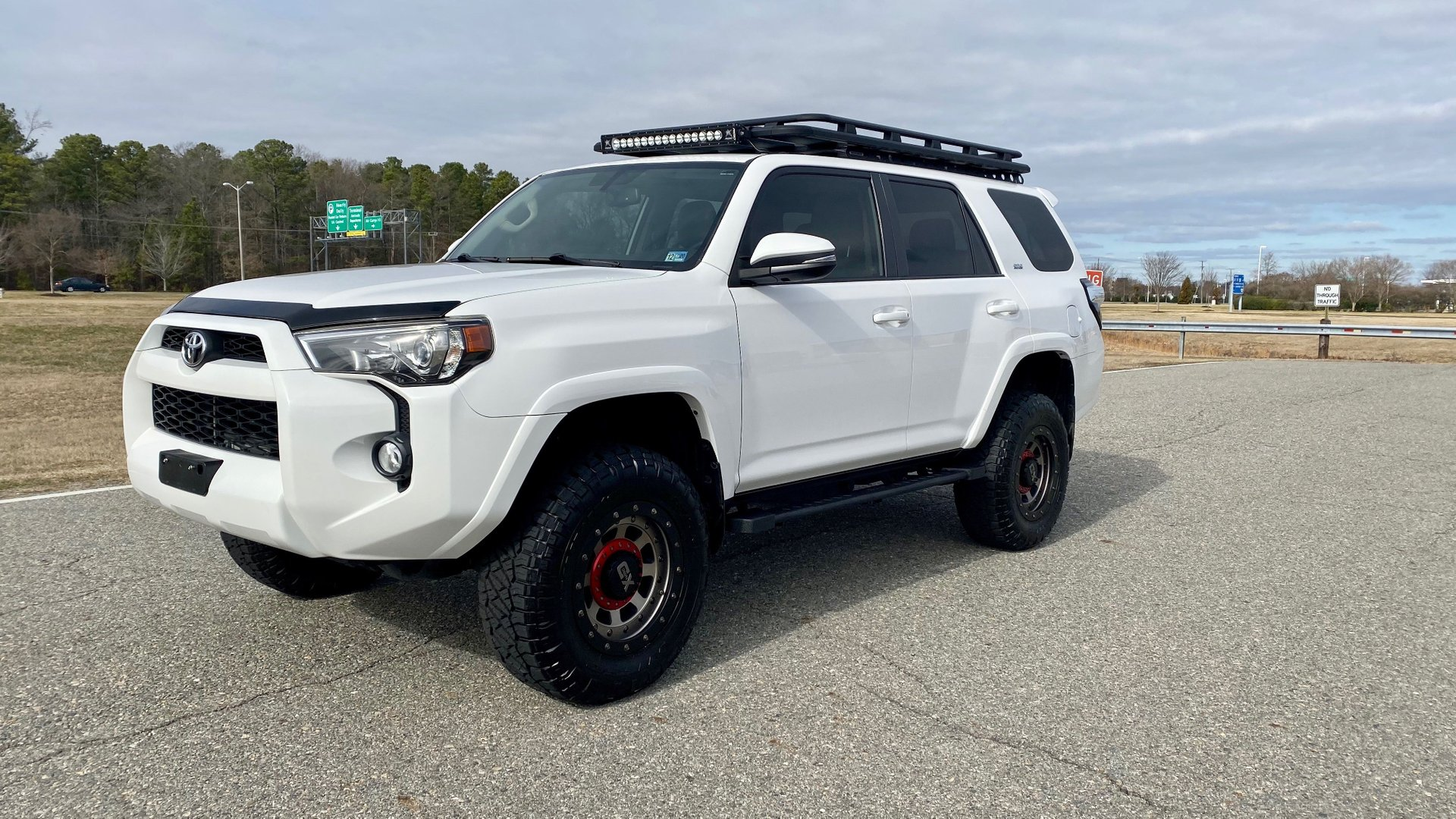 2014 toyota 4runner over 10k just invested