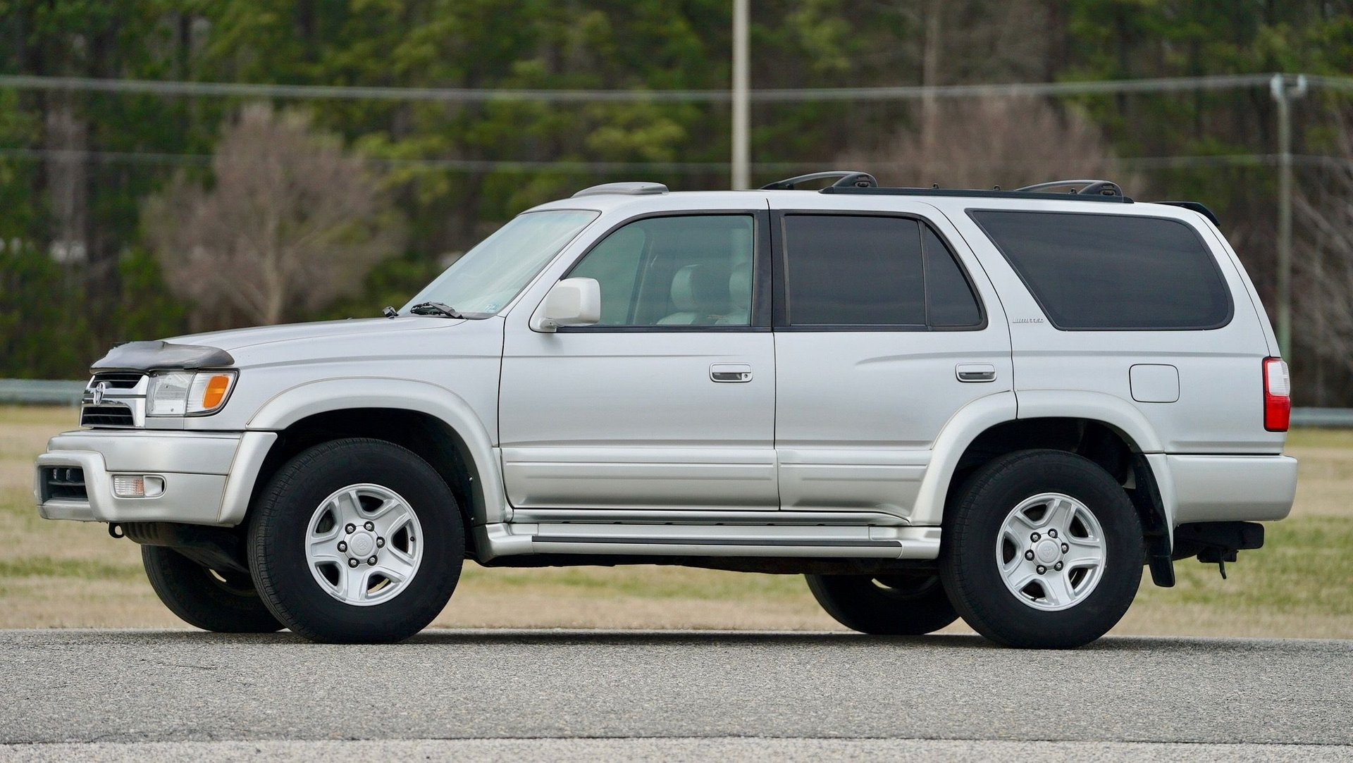 2001 toyota 4runner limited 4x4