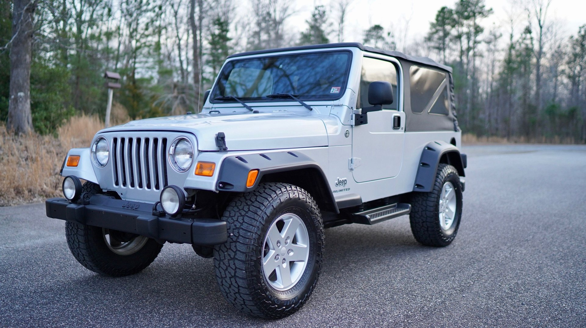 2006 jeep wrangler unlimited lj