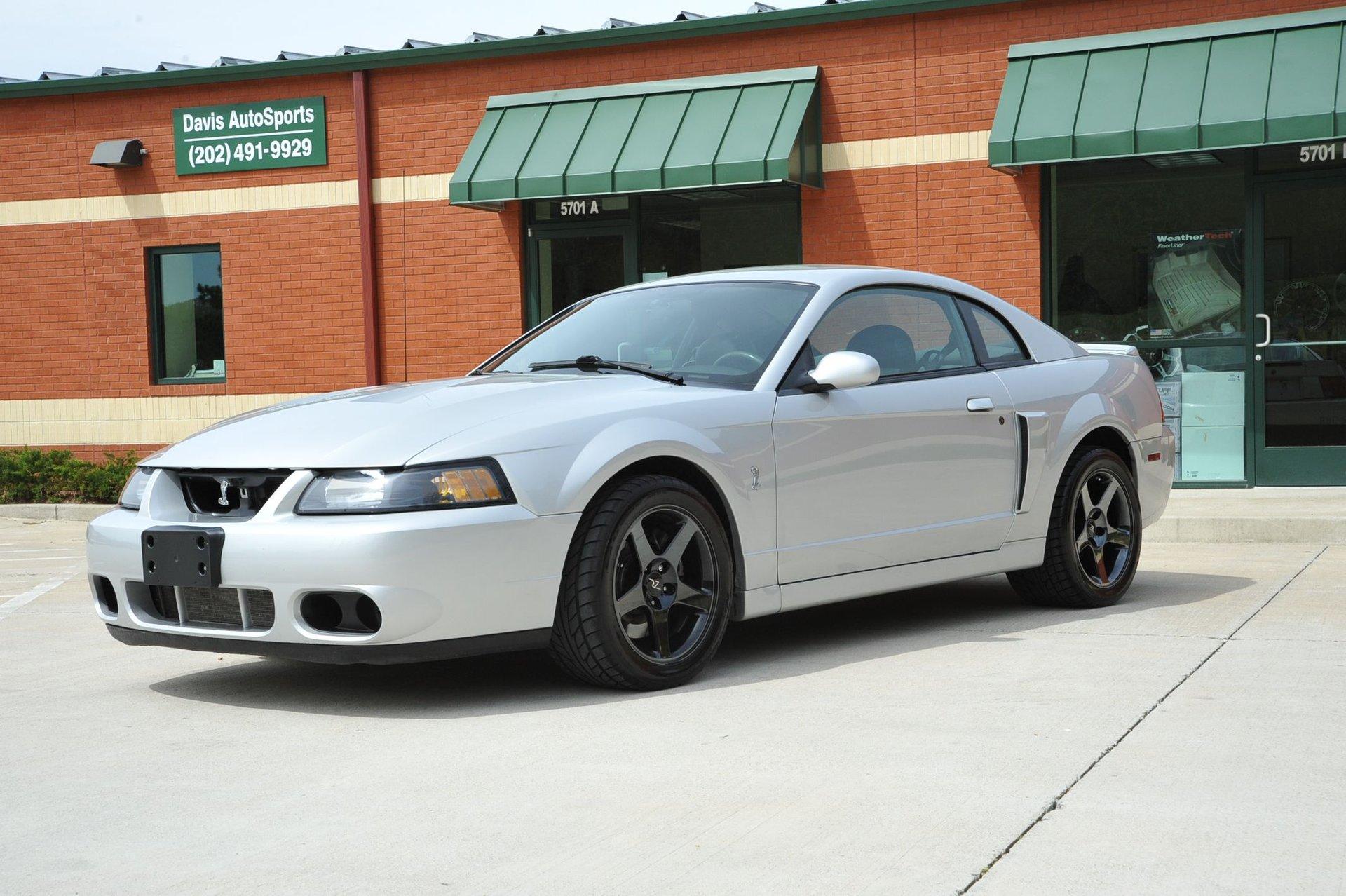 2003 ford mustang cobra svt