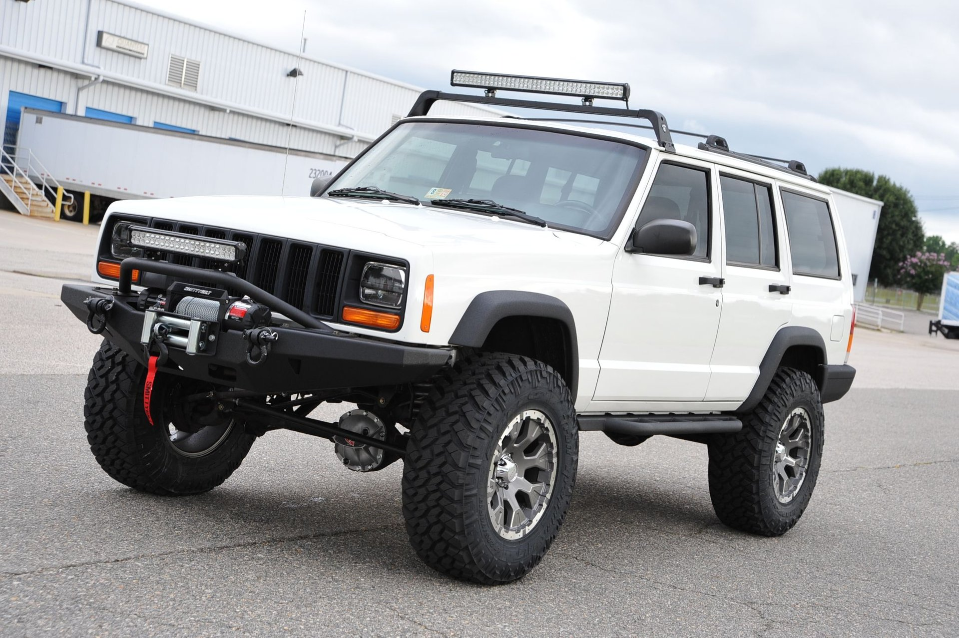 1999 jeep cherokee stage 3