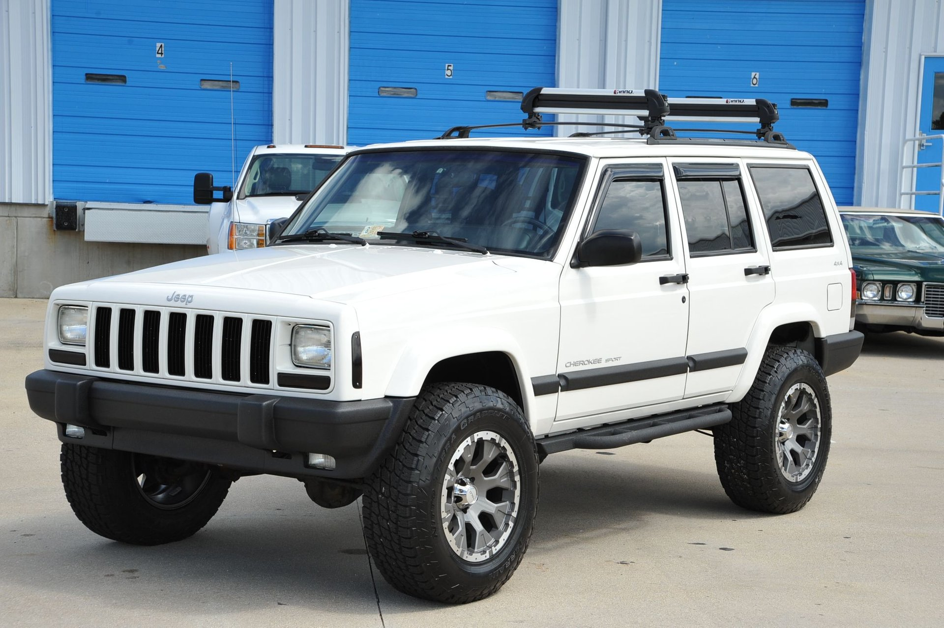 2000 jeep cherokee stage 2