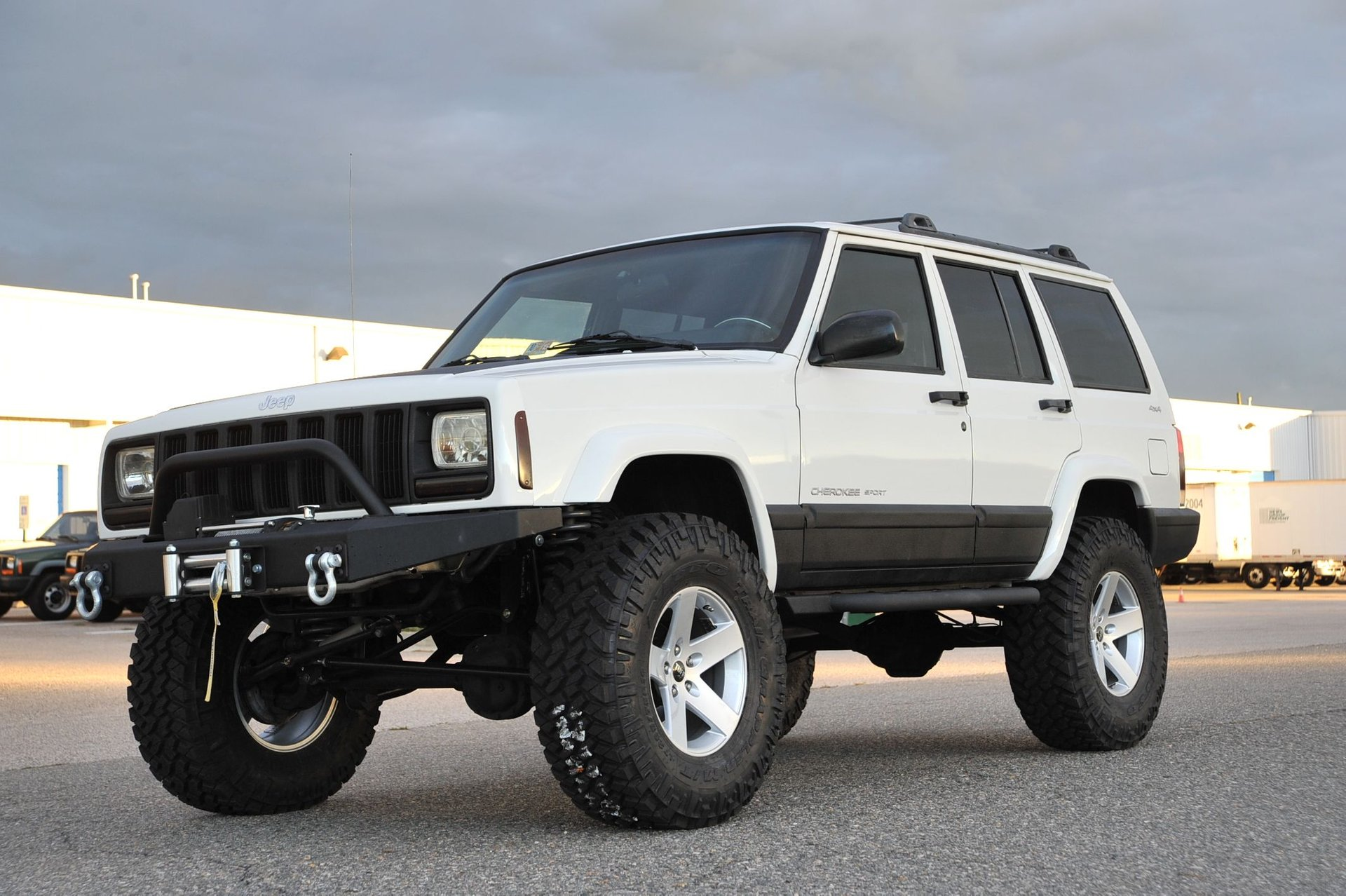 2000 jeep cherokee stage 3