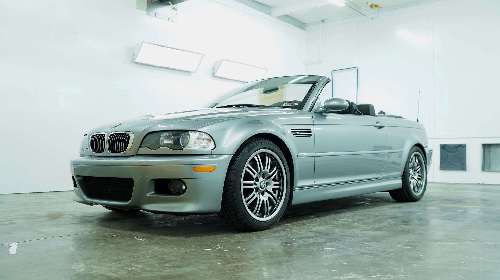 2006 bmw 3 series m3 2dr convertible