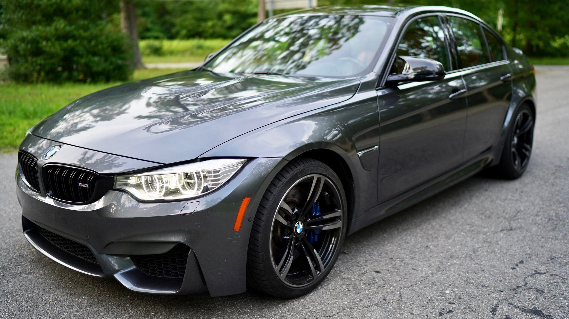 2015 bmw m3 nearly 90k msrp