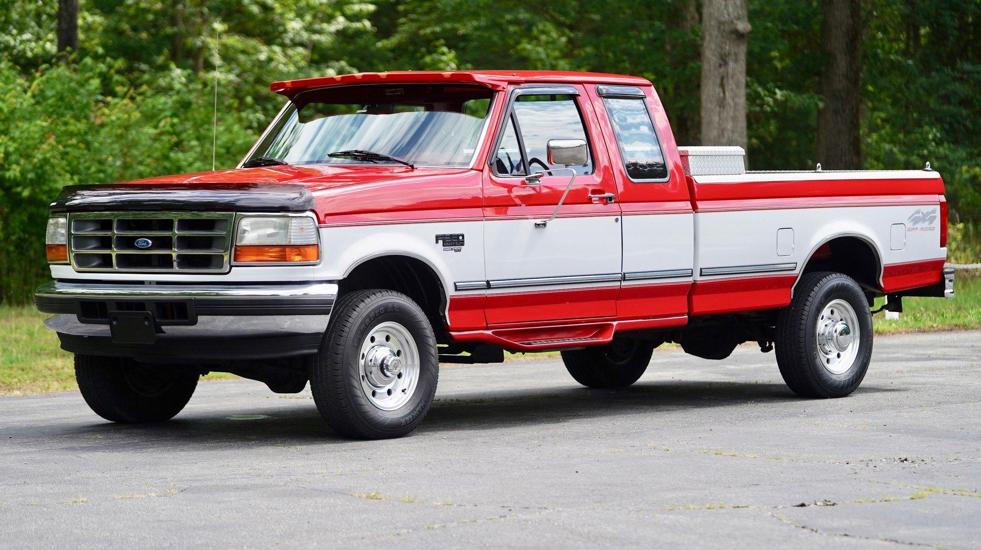 1997 ford f 250 hd osb 7 3 diesel 4x4