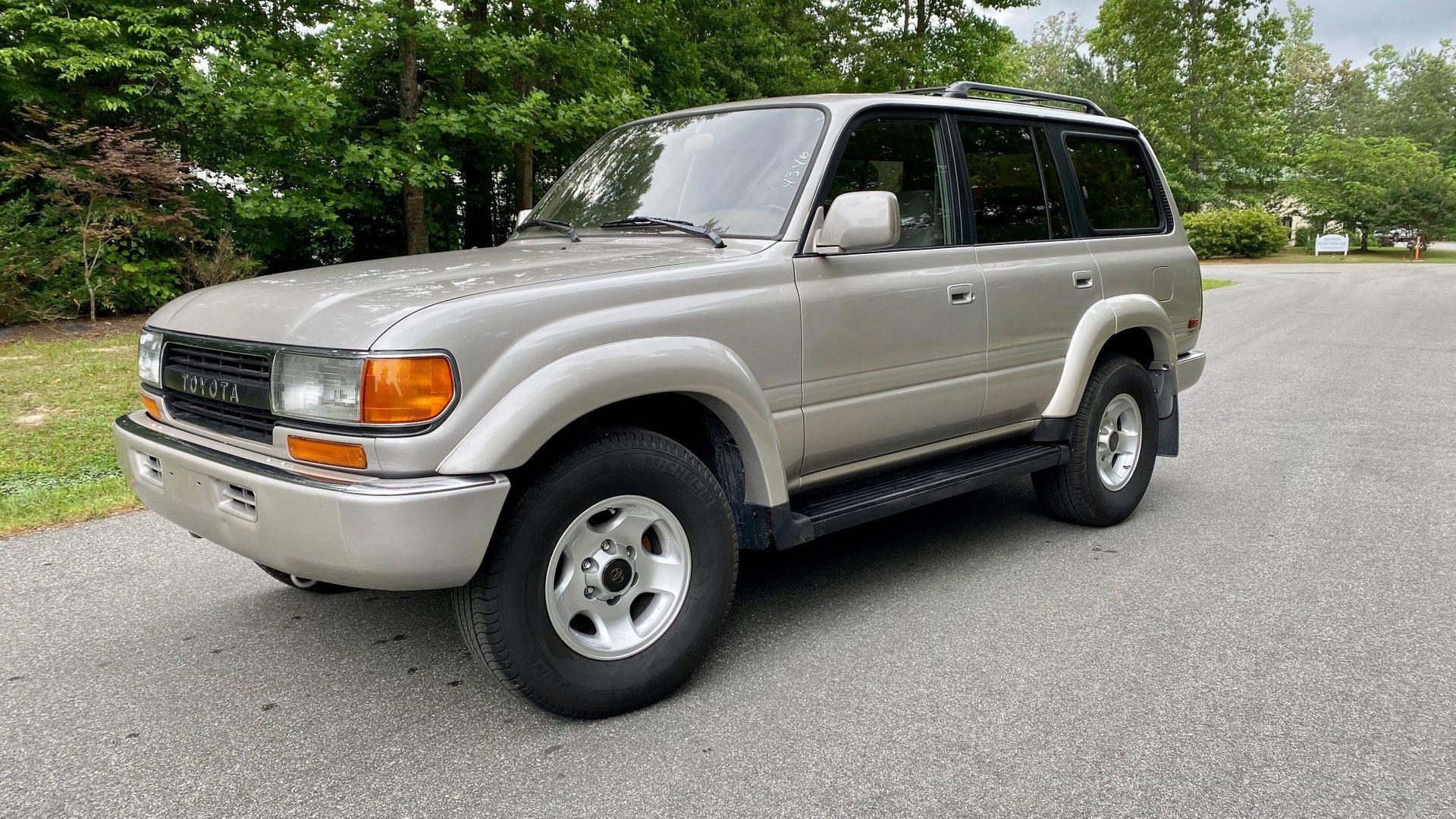 1994 toyota land cruiser 4dr wagon