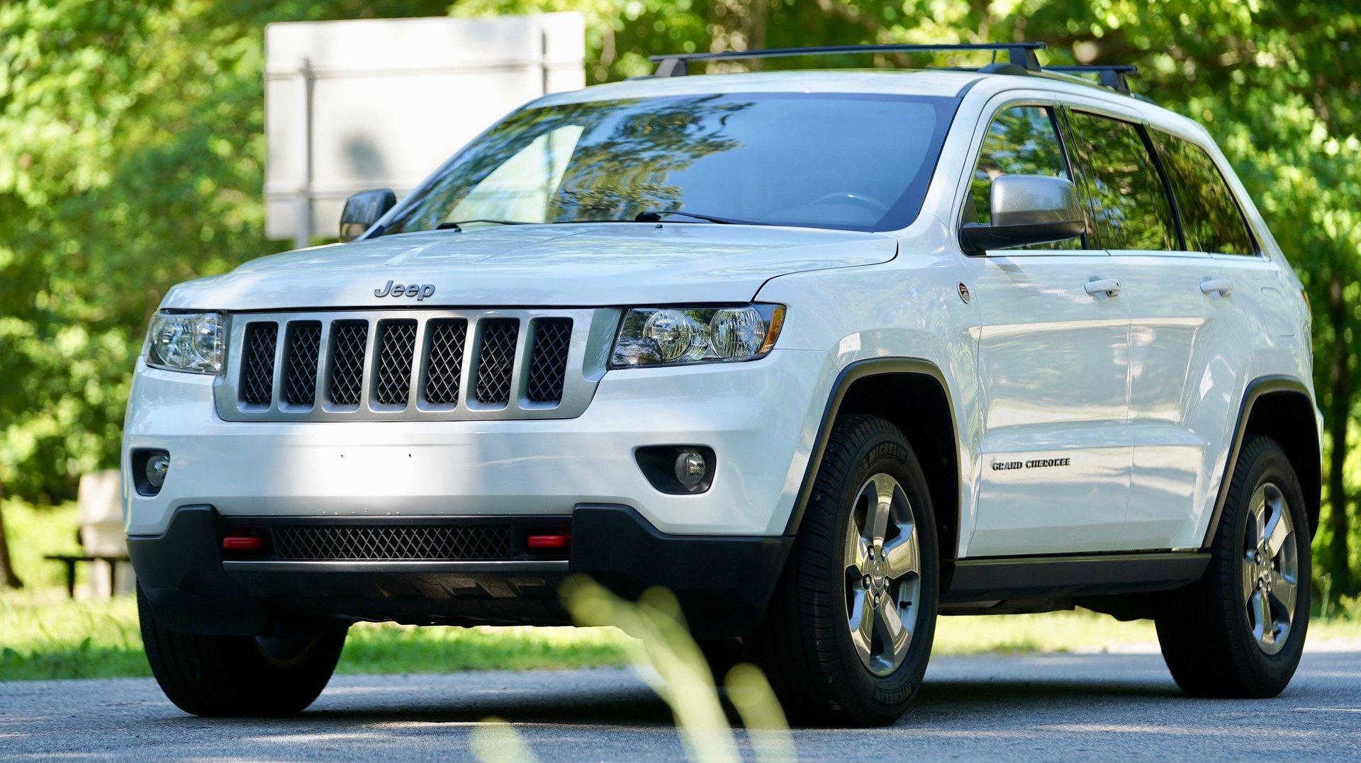 2013 jeep grand cherokee trail hawk
