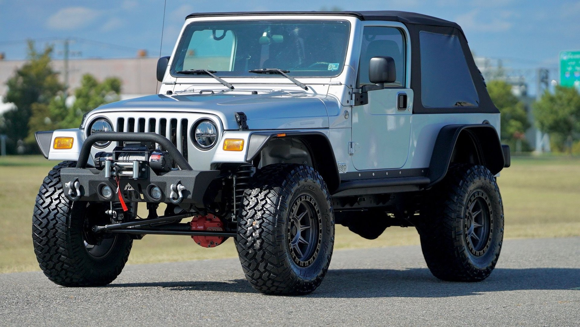2004 jeep wrangler fully restored built