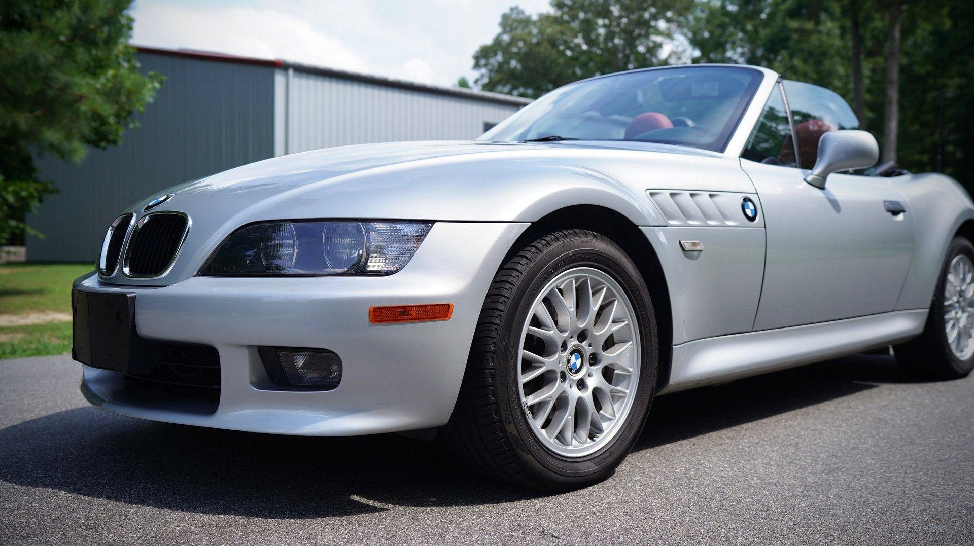 2002 bmw z3 z3 2dr roadster 2 5i