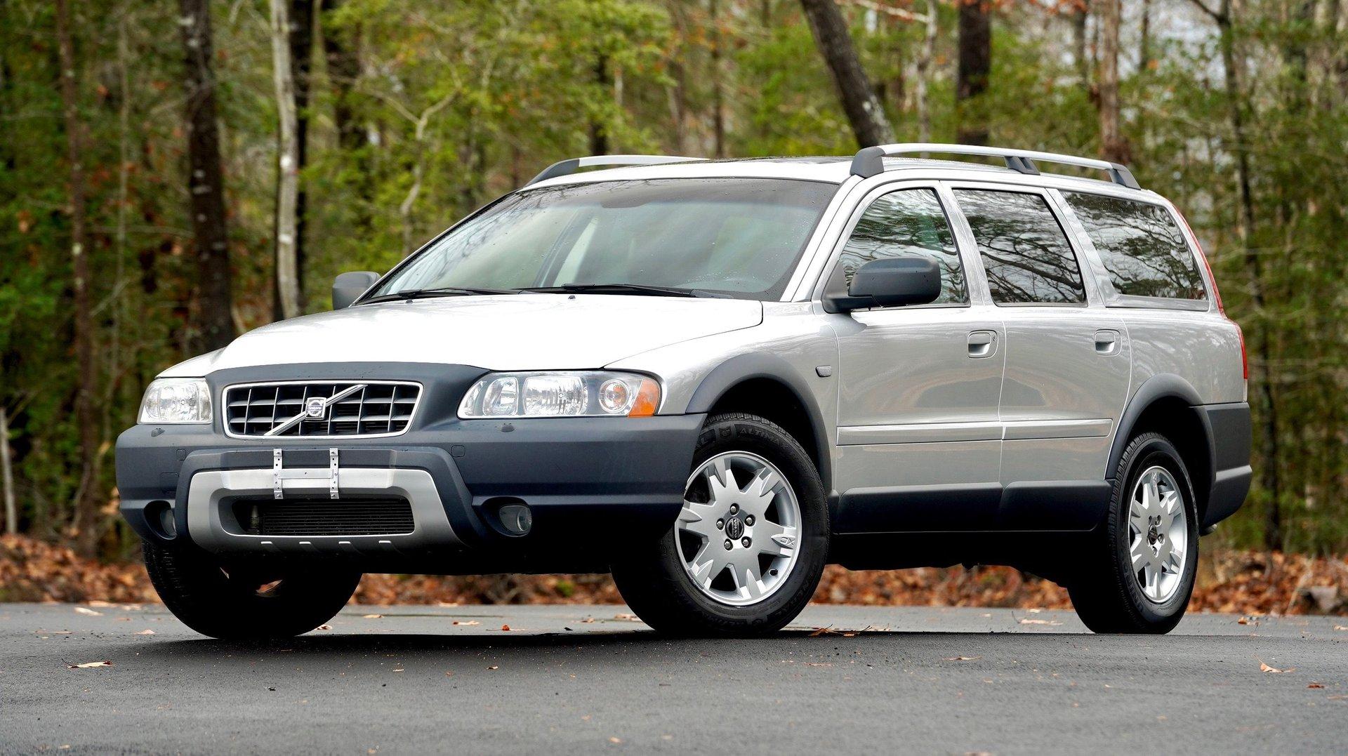 2006 volvo xc70 2 5l turbo awd