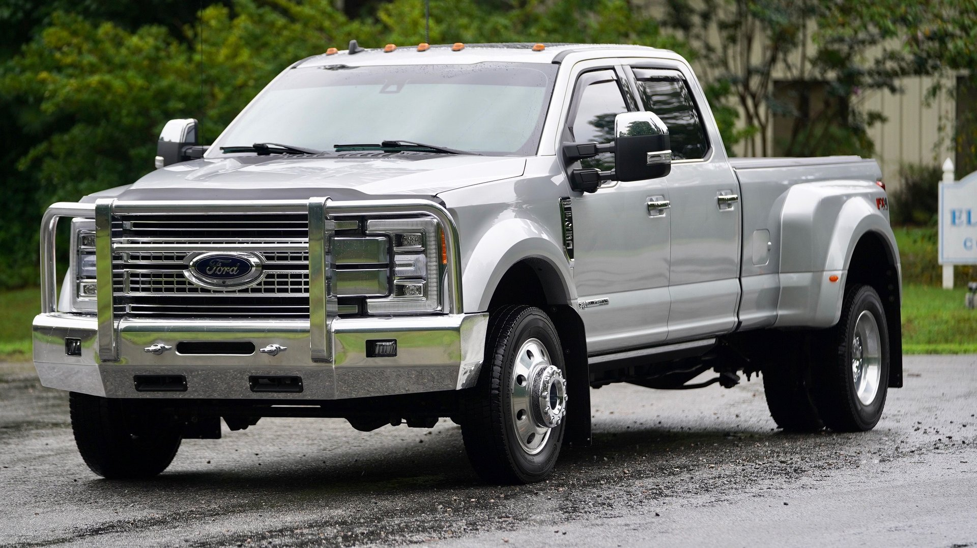 2019 ford super duty f 450 drw platinum over 20k in upgrades