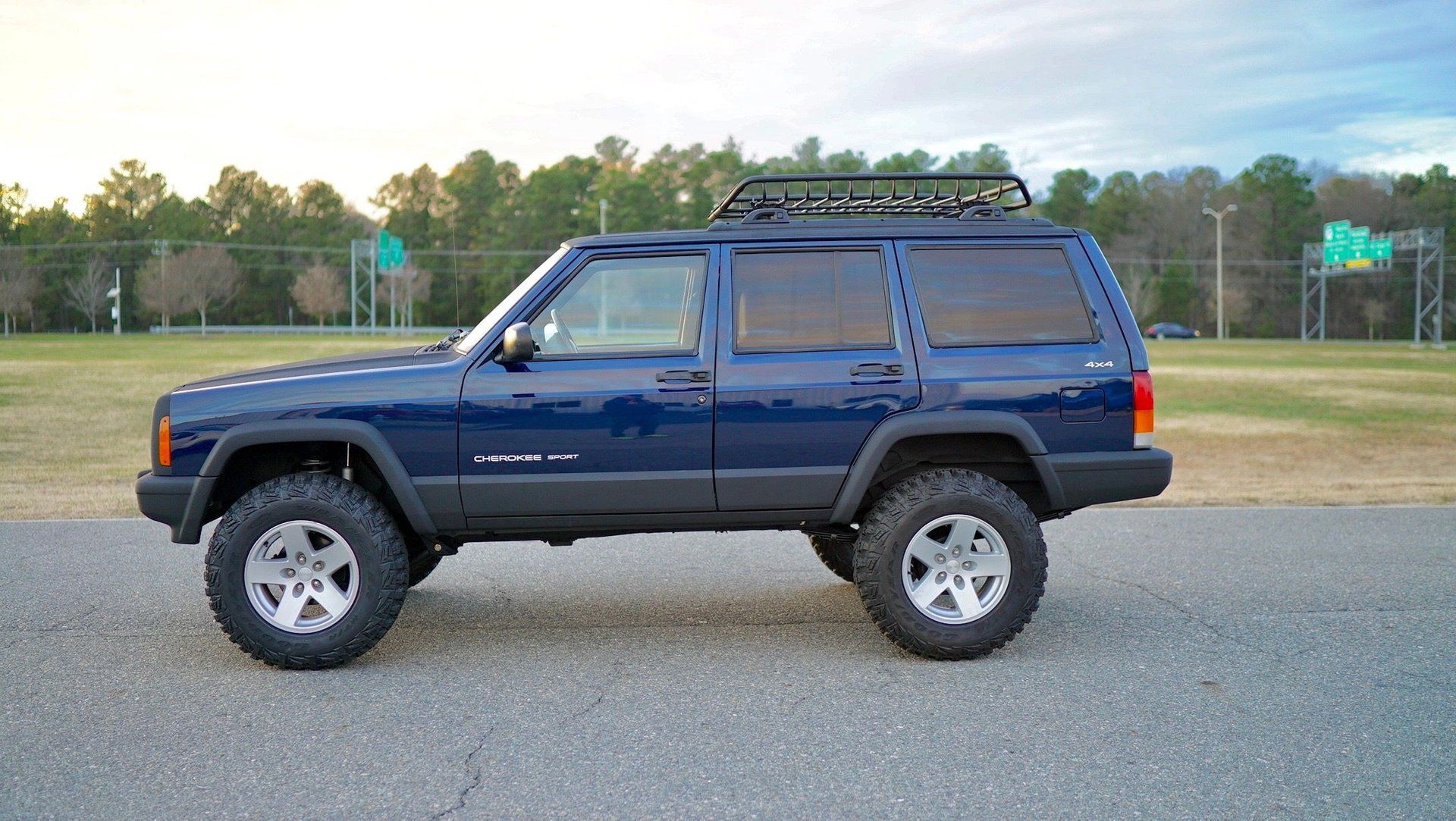 2000 jeep cherokee restored stage 2