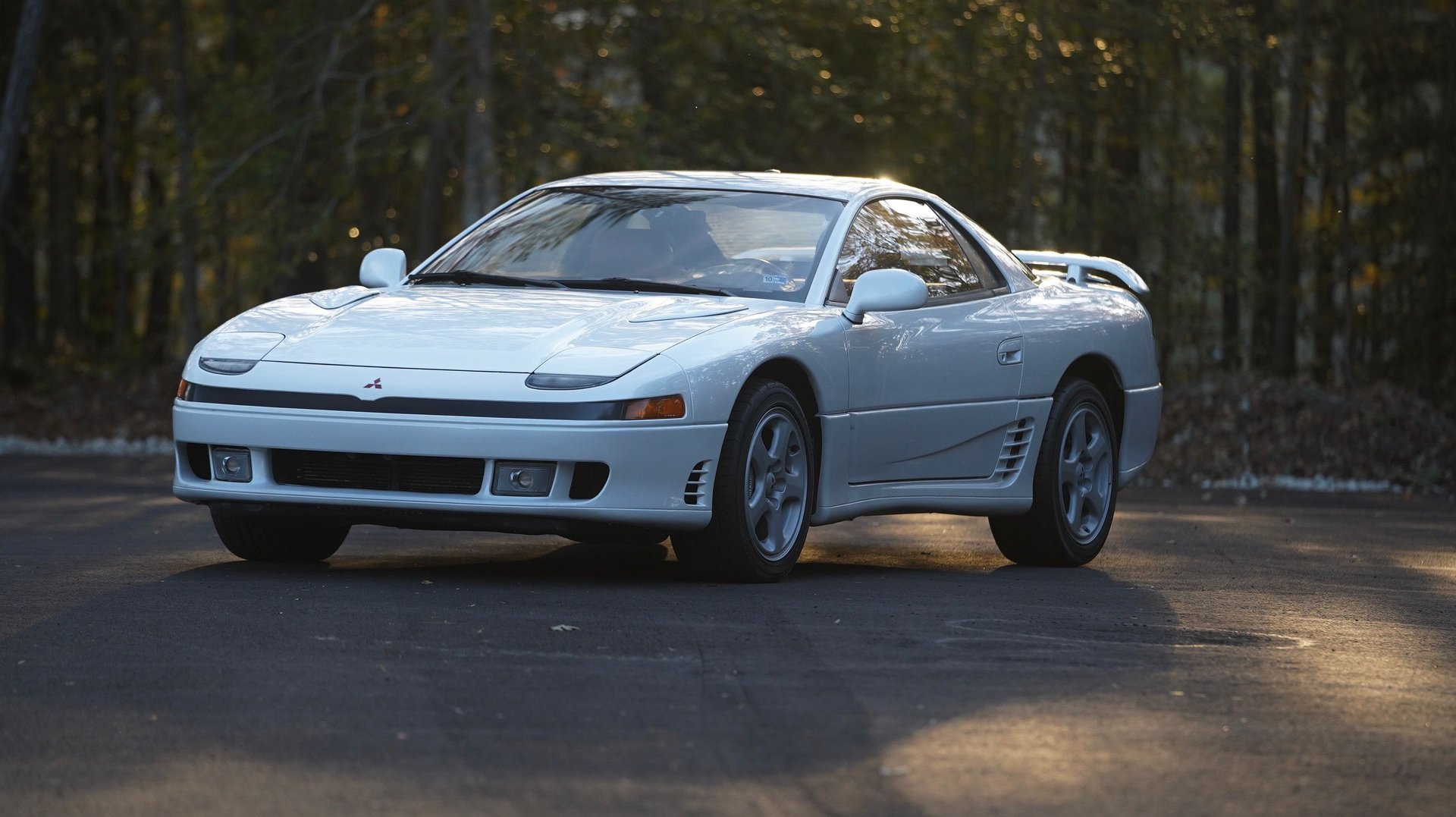 1992 mitsubishi 3000gt 2dr coupe vr 4 twin turbo
