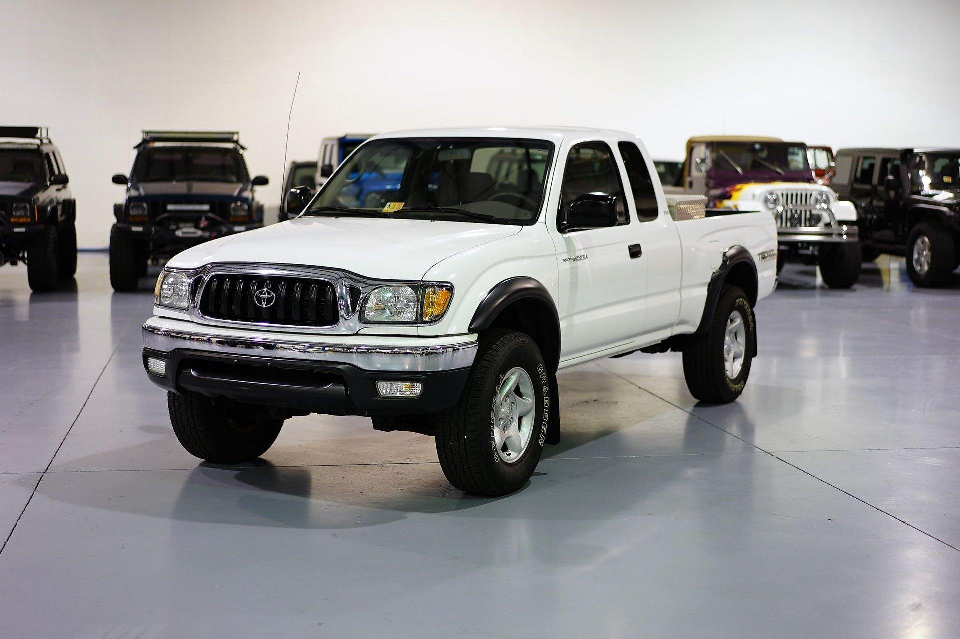 2004 toyota tacoma xtracab prerunner v6 auto natl