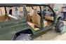 1997 jeep cherokee army green