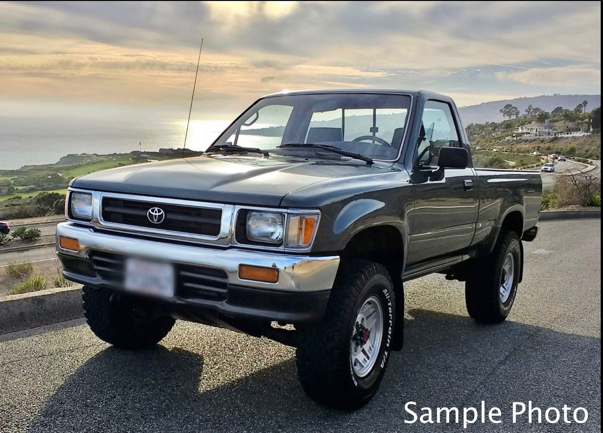 1995 toyota tacoma