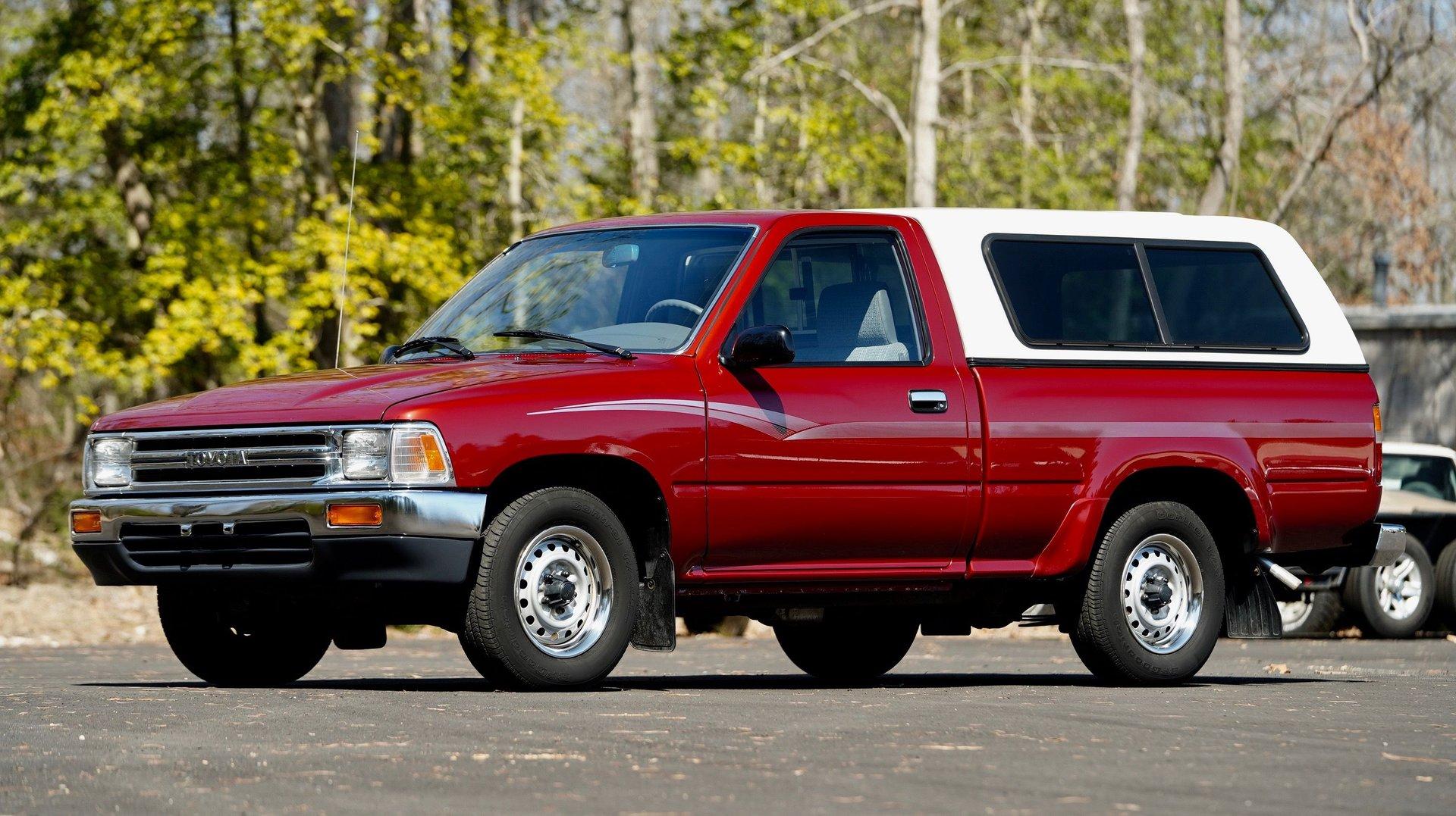 1991 toyota tacoma pick up