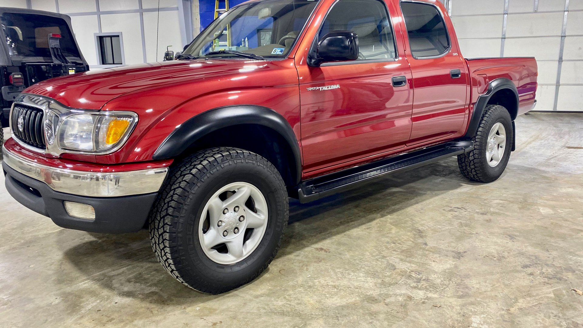 2003 toyota tacoma double cab pre runner