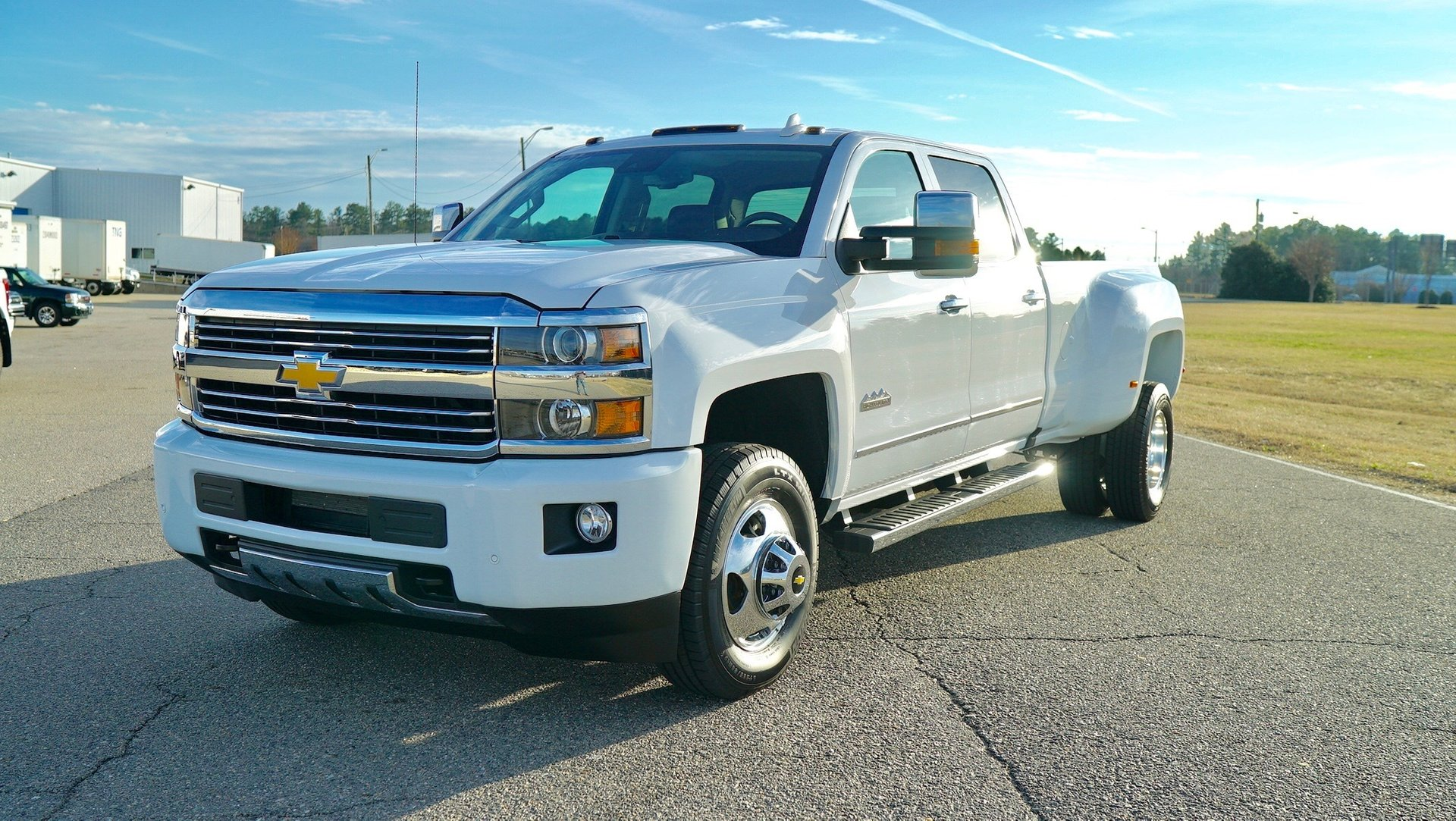 2016 chevrolet silverado 3500hd 4wd crew cab 167 7 high country