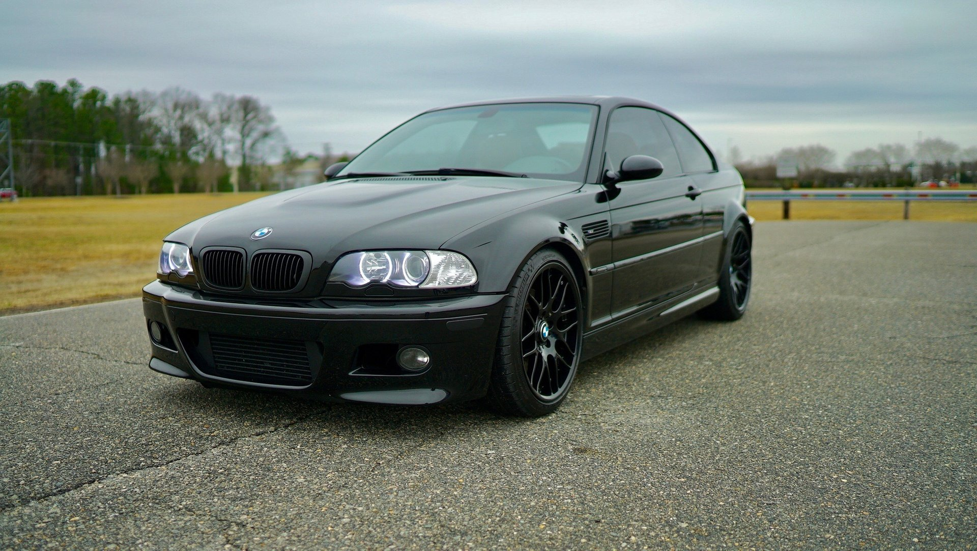2004 bmw m3 supercharged