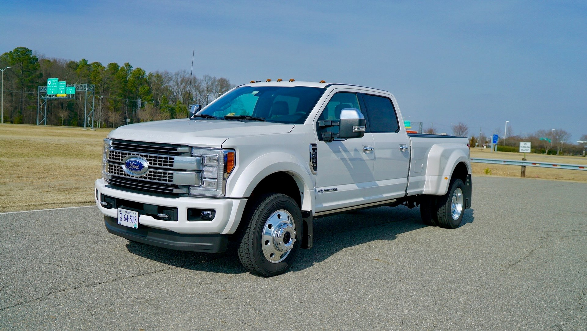 2017 ford super duty f 450 drw platinum
