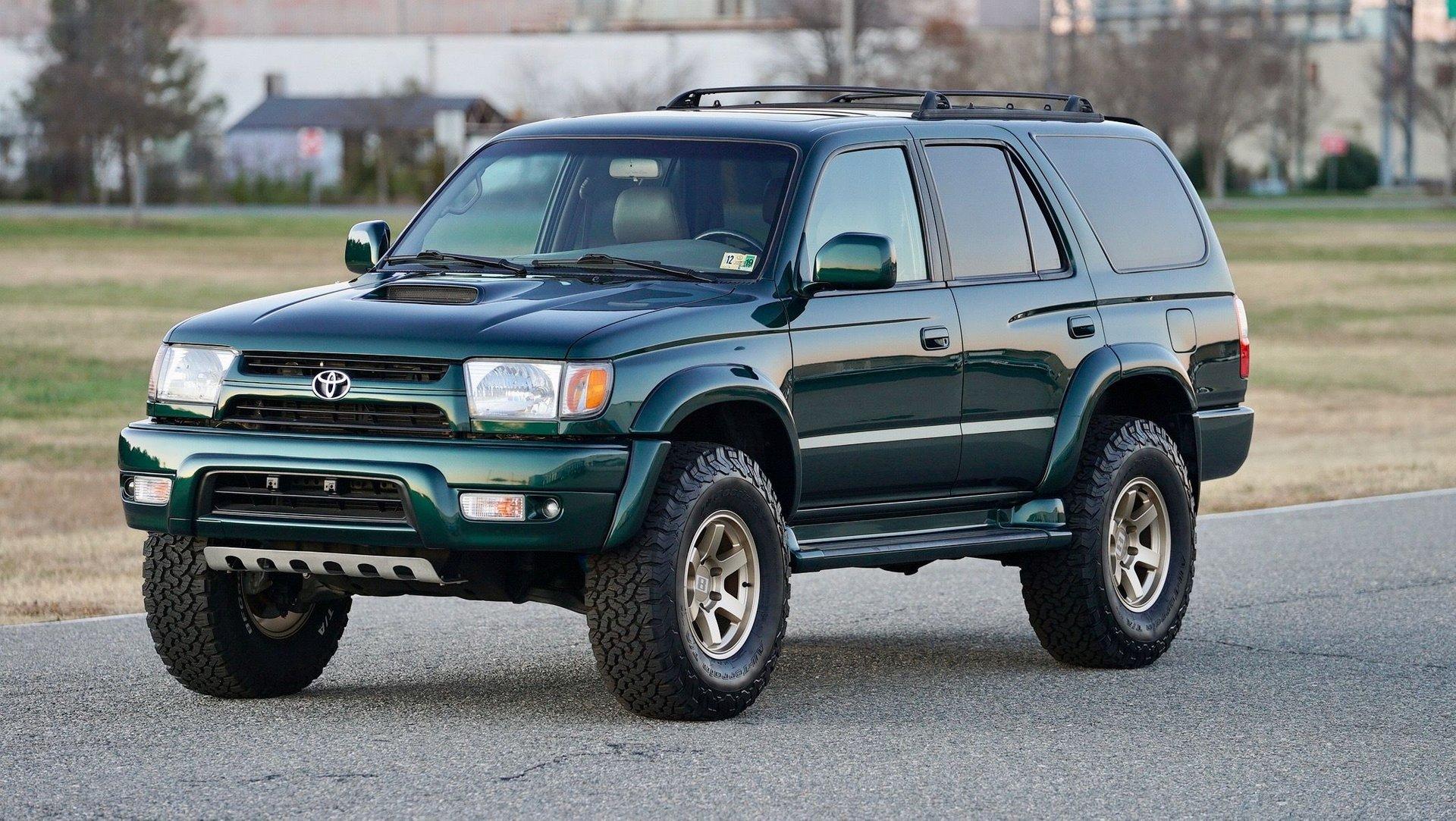 2000 Toyota 4 Runner Polnaya Restavraciya Ebay