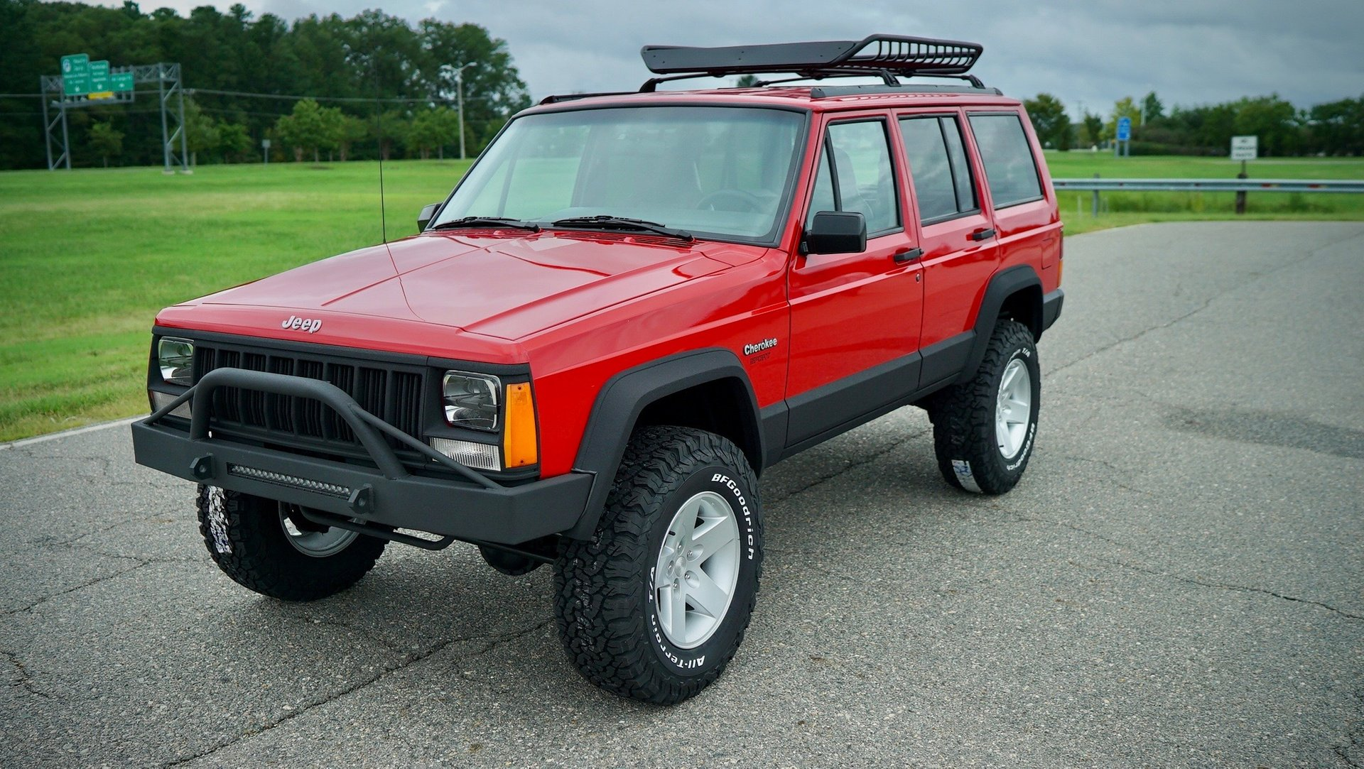 1996 jeep cherokee das stage 2