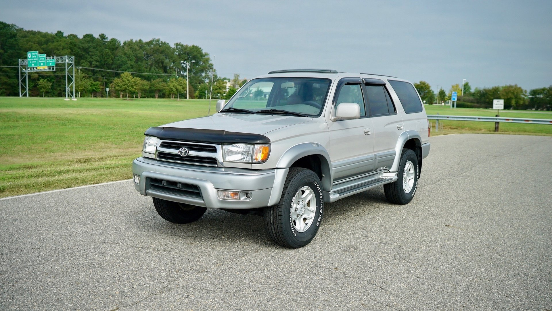 1999 toyota 4runner limited 4x4