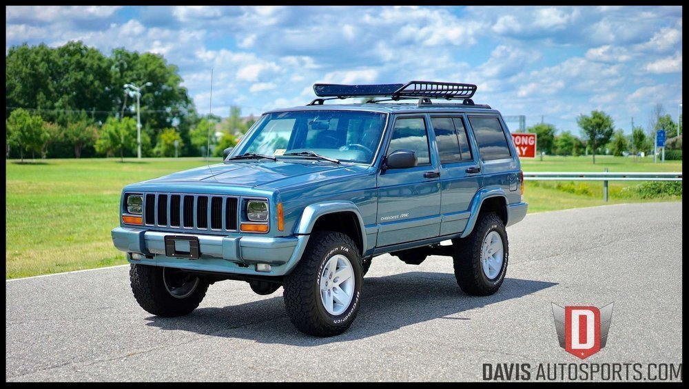 1997 jeep cherokee das stage 2