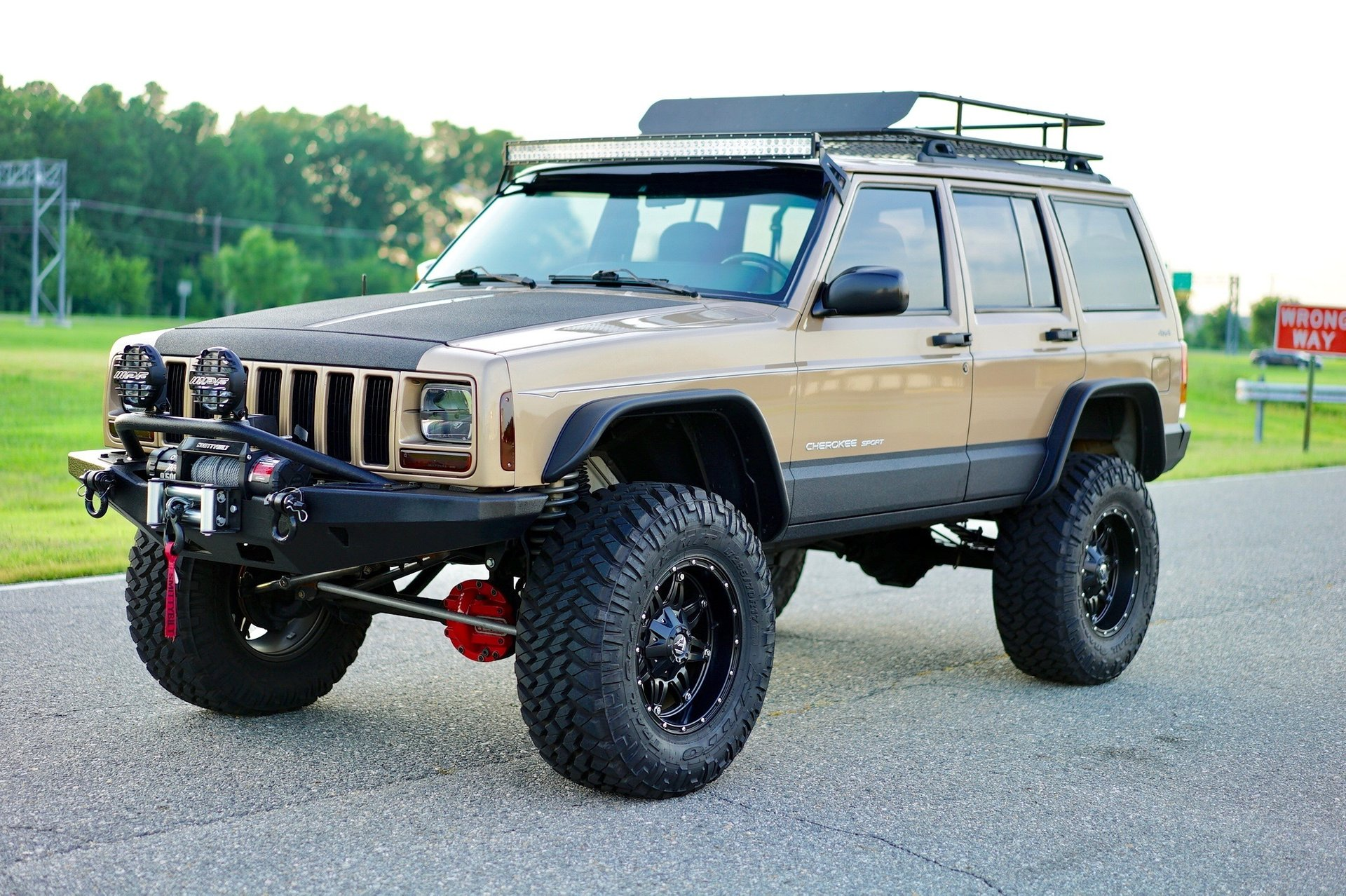 2000 jeep cherokee das stage 5