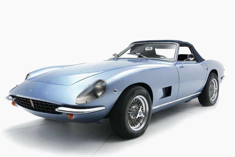 1971 Intermeccanica Italia