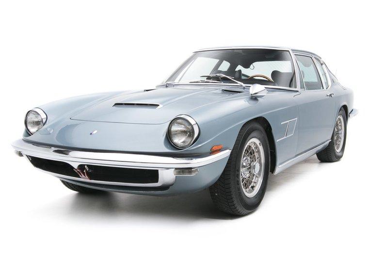 1966 Maserati Mistral