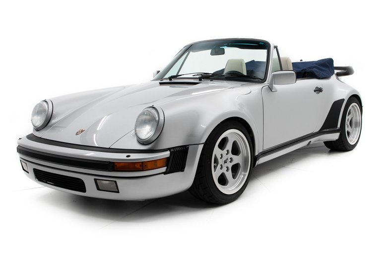1989 Porsche RUF 930 Turbo Cabriolet