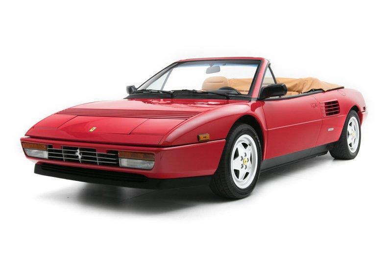 1992 Ferrari Mondial T