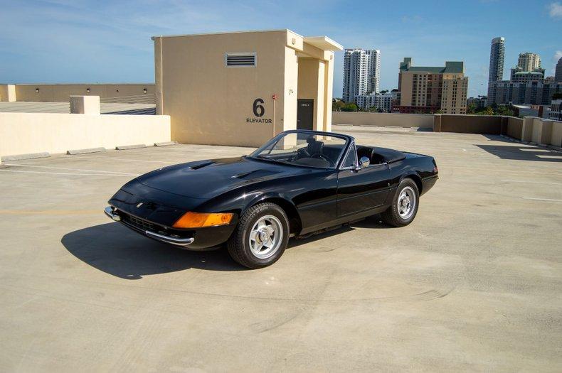 1973 Ferrari 365 GTB/4 Daytona Spider Conversion