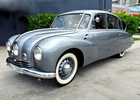 1949 Tatra T87 For Sale