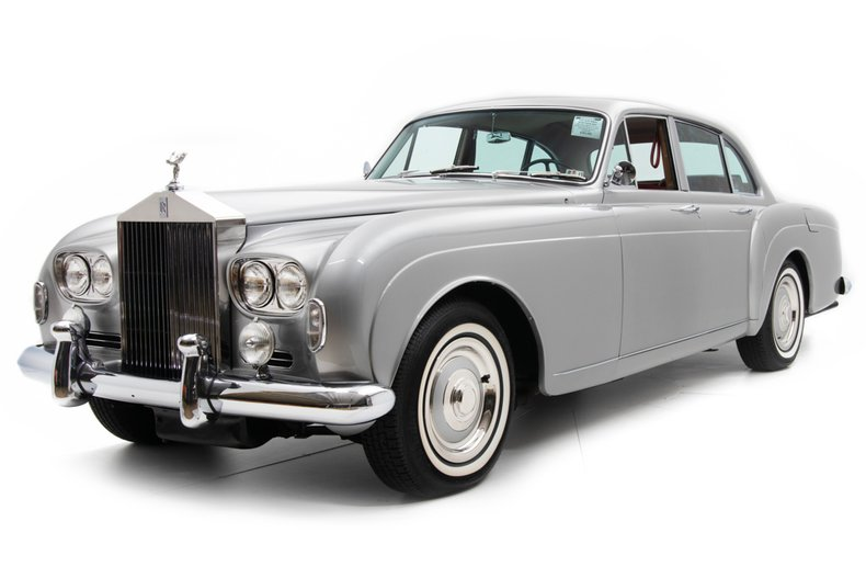 1966 Rolls-Royce Flying Spur