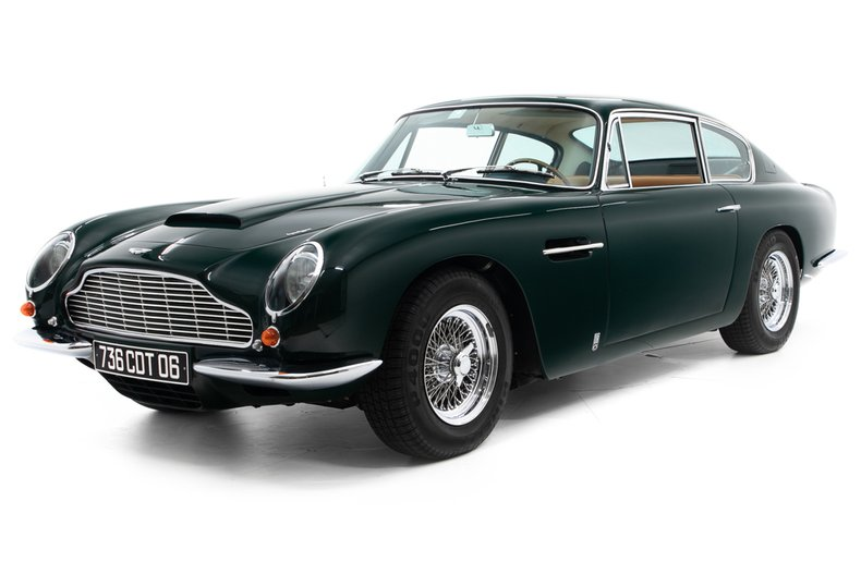 1967 Aston Martin DB6 For Sale