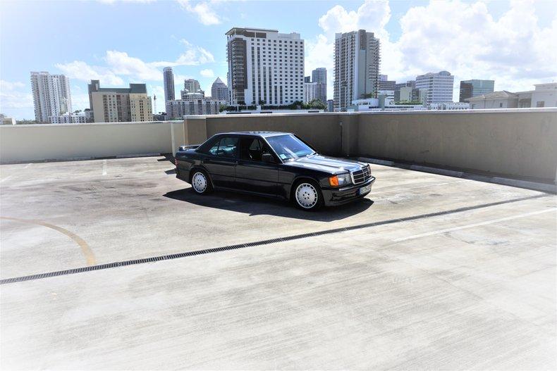 1986 Mercedes-Benz 190 Series