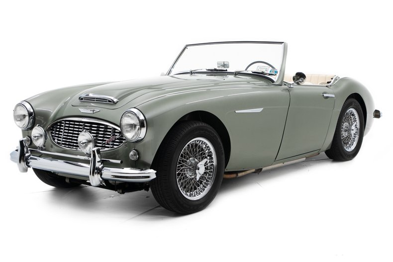 1961 Austin Healey 3000 For Sale
