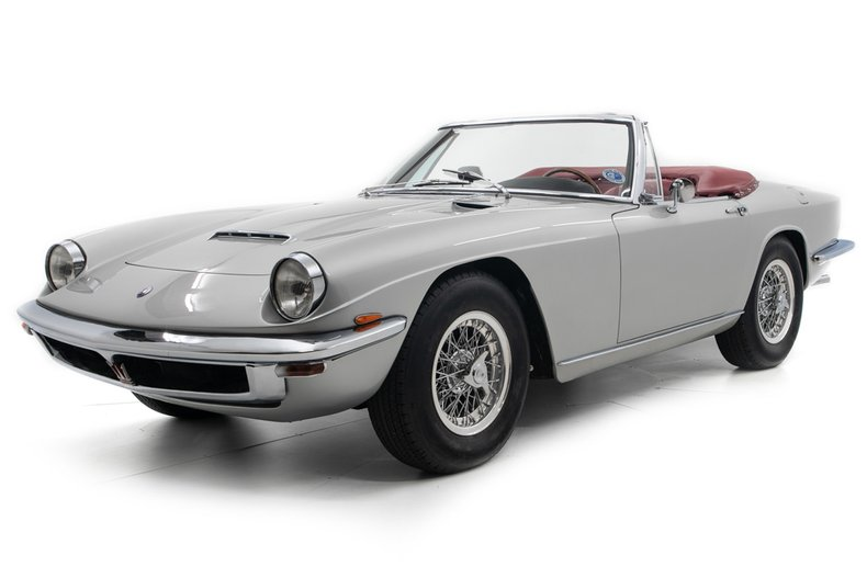 1968 Maserati Mistral 4000 Spider For Sale